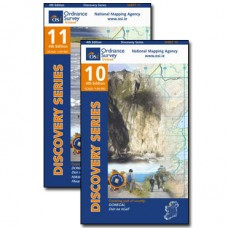The Bluestack Way Map Bundle | 1:50,000 Discovery Series
