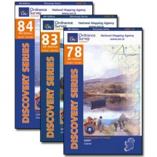 The Kerry Way Map Bundle