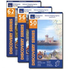 The Wicklow Way Map Bundle
