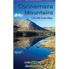 Connemara Mountains | 1:25,000 Scale Map | 25Series