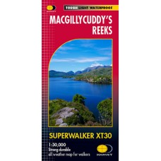 MacGillycuddy's Reeks | Superwalker XT30 Map Series