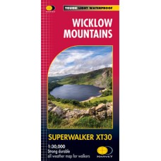 Wicklow Mountains | Superwalker XT30 Map Series