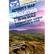 OSNI Activity Map | The Mournes including Slieve Croob
