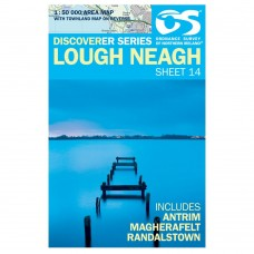 OSNI Discoverer Series | Sheet 14 | Lough Neagh