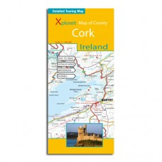 Map of County Cork
