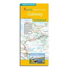 Xploreit Map of County Galway