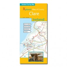 Xploreit Map of County Clare