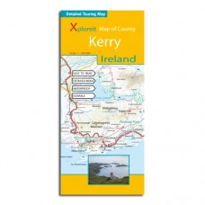 Xploreit Map of County Kerry