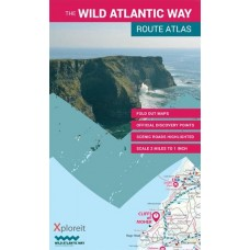 Xploreit Wild Atlantic Way Route Atlas