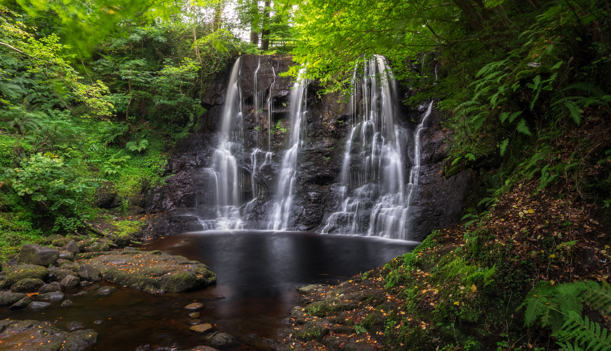 Ess na Crub Waterfall, Glengarriff
