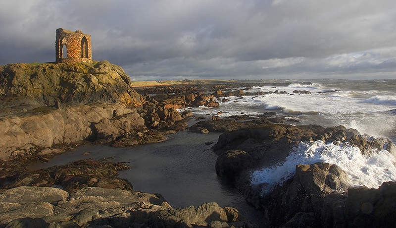 Lady's Tower at Elie