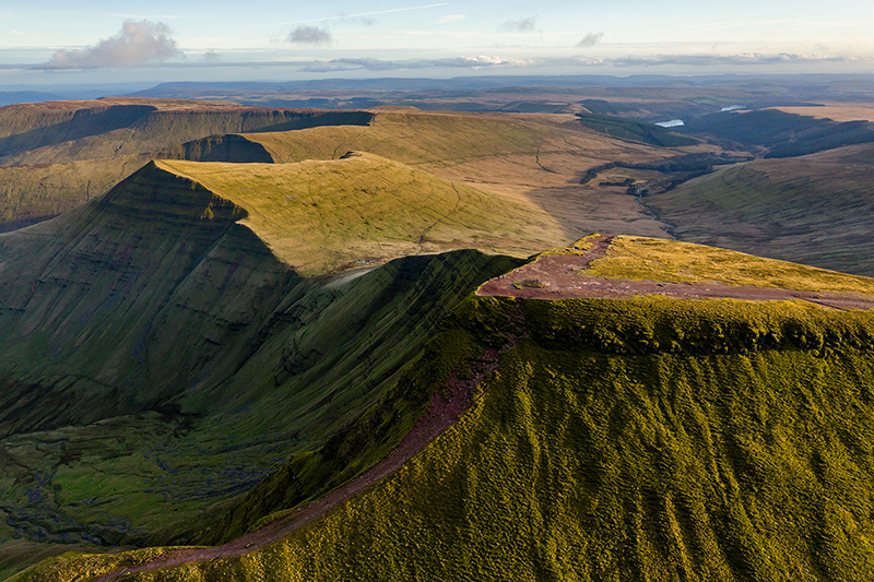 Pen Y Fan on Cambrian Way